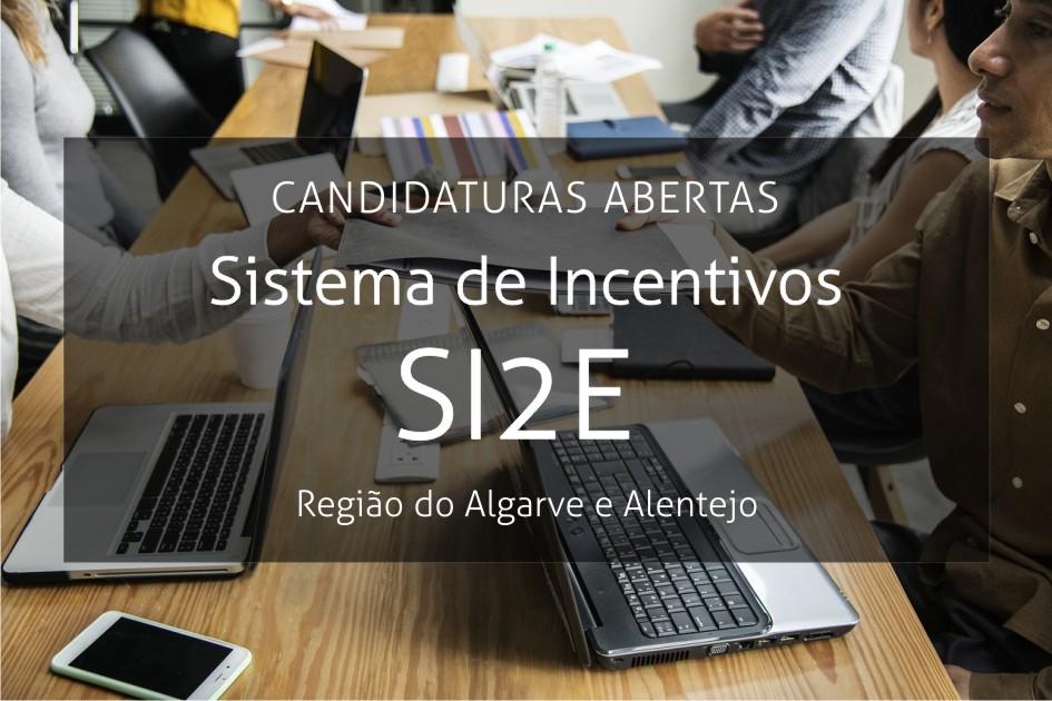 SI2E | Regiões do Algarve e Alentejo